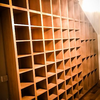 bedroom storage cork