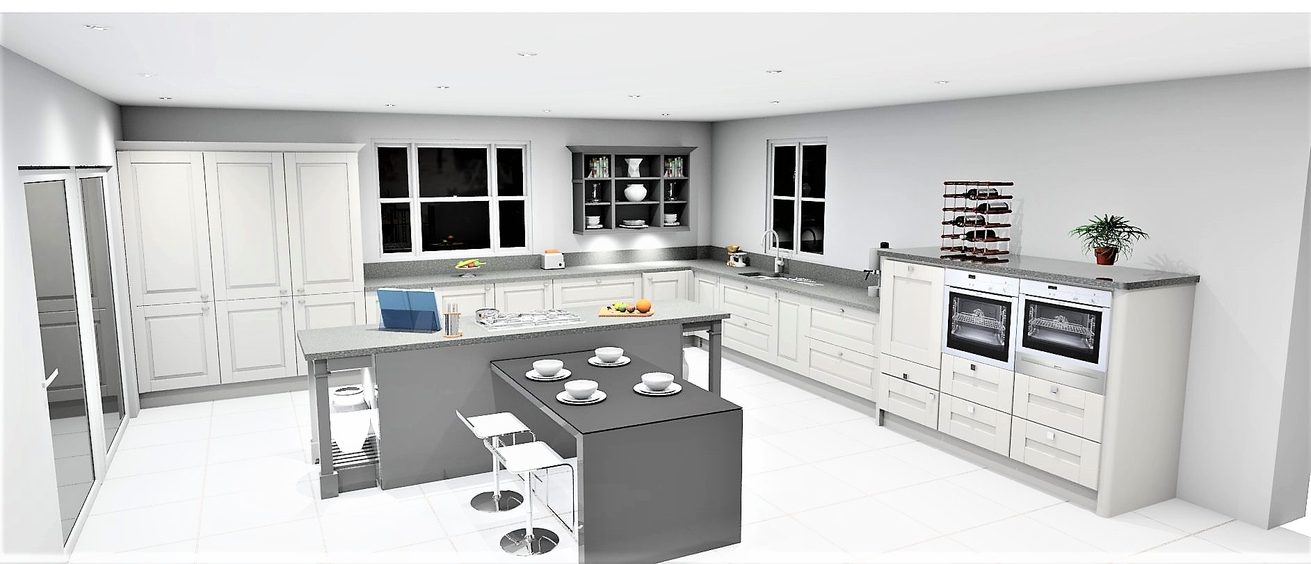 Hartigan Kitchens Cork Kitchen Specialists Painted Kitchens Shaker Kitchens White Kitchens Cad Kitchen Designs Kitchens And Bedrooms Cork Traditional Kitchens Contemporary Kitchens
