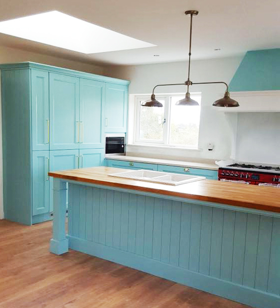 Fitted Kitchen Kitchen Design Specialists: Kitchen Specialists. Painted