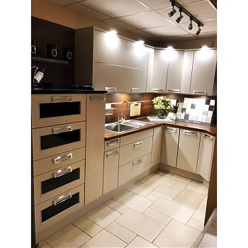 Showroom display kitchen for sale - including appliances