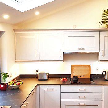 Bespoke kitchen and tall units