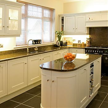 Kitchen designed and fitted Bandon