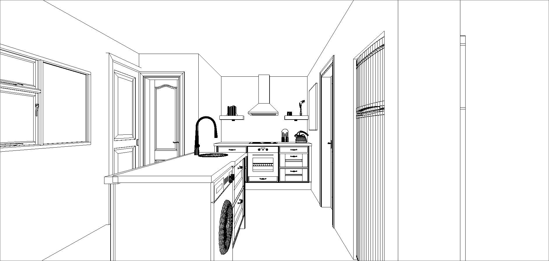 Hartigan Kitchens And Bedrooms Cork Cad Design Bespoke Cad Fitted Kitchen Design Kitchens
