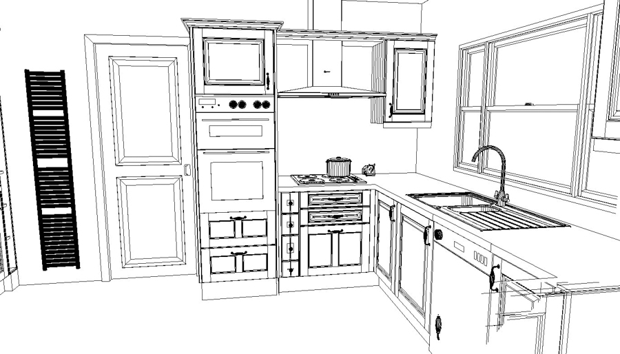 Hartigan Kitchens And Bedrooms Cork Cad Kitchen Designs Bespoke Cad Fitted Kitchen Design