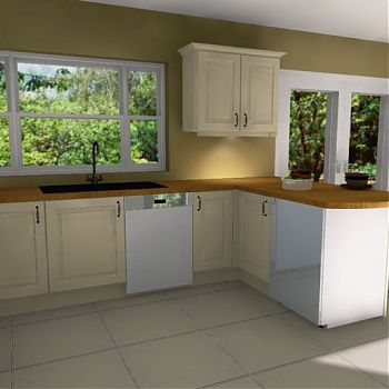 ... CAD Kitchen Design ...
