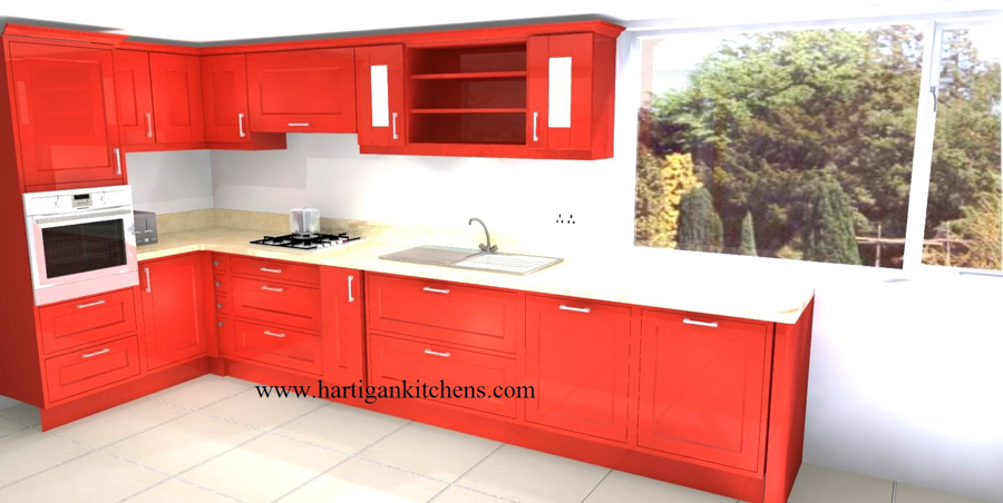 Hartigan Kitchens And Bedrooms Cork Cad Design Bespoke Cad Fitted Kitchen Design Kitchens